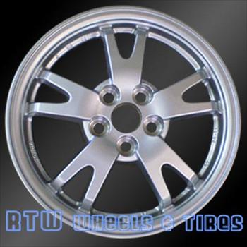 15 inch Toyota Prius  OEM wheels 69567 part# tbd