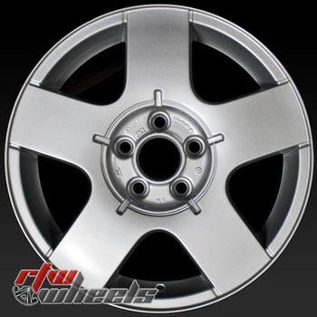15 inch Volkswagen VW Jetta  OEM wheels 69735 part# 1J0601025AA091, 1J0601025B091