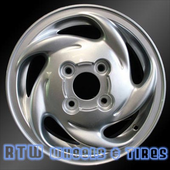 14 inch Hyundai Accent  OEM wheels 70663 part# 5291022200