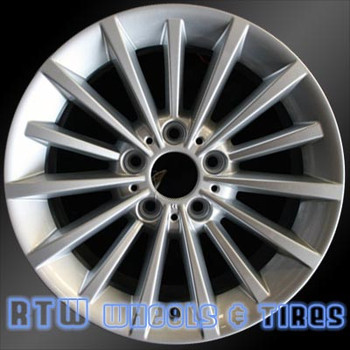 17 inch BMW 3 Series  OEM wheels 71318 part# tbd