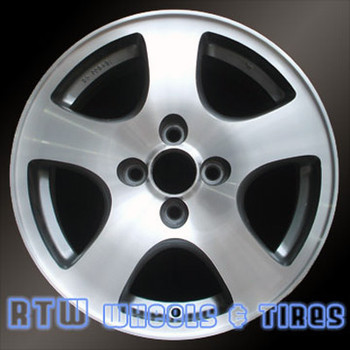 15 inch Acura Integra  OEM wheels 71660 part# 42700ST7A02