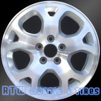 17 inch Acura MDX  OEM wheels 71712 part# 42700S3VA01, 42700S3VA02