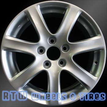 17 inch Acura TSX  OEM wheels 71731 part# 42700SEAG91