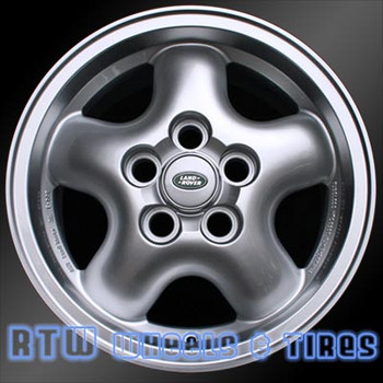 16 inch Land Rover Range Rover  OEM wheels 72145 part# tbd