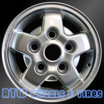 16 inch Land Rover LR3  OEM wheels 72161 part# tbd