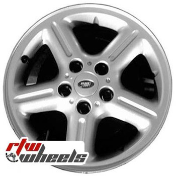 16 inch Land Rover Freelander  OEM wheels 72167 part# tbd