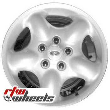 16 inch Land Rover Freelander  OEM wheels 72168 part# tbd