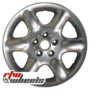 17 inch Land Rover Freelander  OEM wheels 72170 part# RRC002830