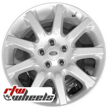 18 inch Land Rover Freelander  OEM wheels 72188 part# tbd