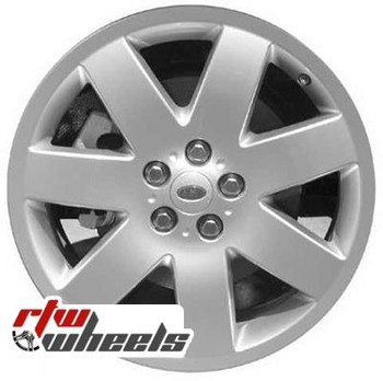 20 inch Land Rover Range Rover  OEM wheels 72199 part# tbd