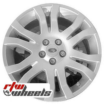 18 inch Land Rover LR2  OEM wheels 72202 part# LR001152