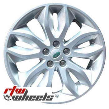 18 inch Land Rover LR2  OEM wheels 72226 part# RP10UN6749F