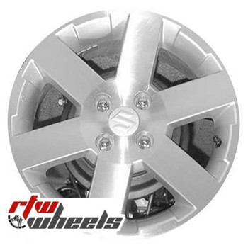 15 inch Suzuki Aerio  OEM wheels 72639 part# tbd