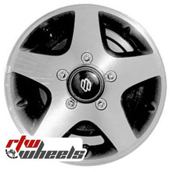 16 inch Suzuki Sidekick  OEM wheels 72649 part# tbd