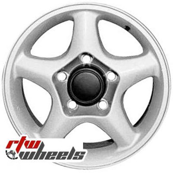 16 inch Suzuki Grand Vitara  OEM wheels 72662 part# 4321067D40