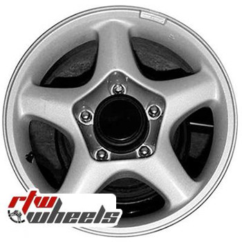16 inch Suzuki Vitara  OEM wheels 72666 part# 4321067D4127S