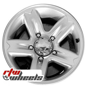 16 inch Suzuki Grand Vitara  OEM wheels 72669 part# 4321067D4127S