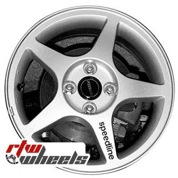 15 inch Suzuki Esteem  OEM wheels 72672 part# 4320062870Z1K