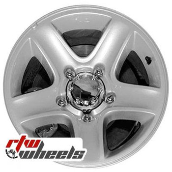 16 inch Suzuki Grand Vitara  OEM wheels 72677 part# 432005689127S