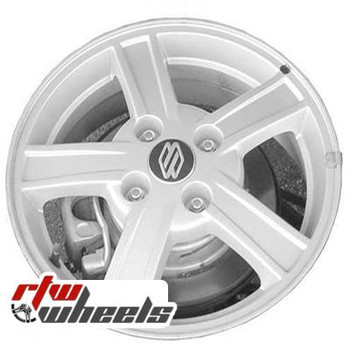 16 inch Suzuki Verona  OEM wheels 72684 part# tbd