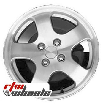 15 inch Suzuki Aerio  OEM wheels 72686 part# 432005983027N