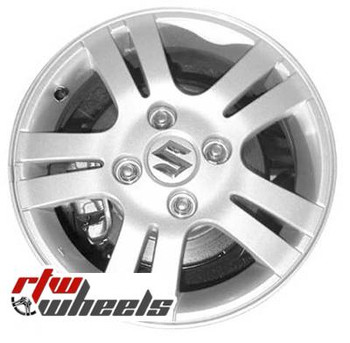 15 inch Suzuki Forenza  OEM wheels 72691 part# tbd