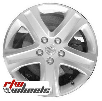 17 inch Suzuki Grand Vitara  OEM wheels 72695 part# tbd