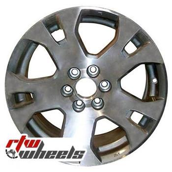 17 inch Suzuki Equator  OEM wheels 72706 part# tbd