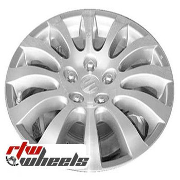 17 inch Suzuki Kizashi  OEM wheels 72710 part# tbd