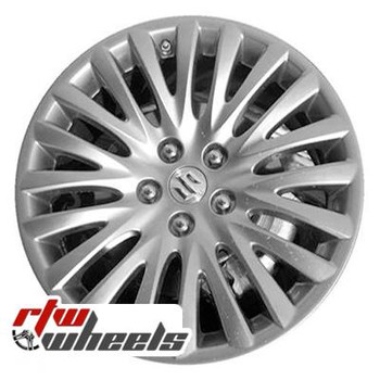 18 inch Suzuki Kizashi  OEM wheels 72711 part# tbd