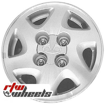 14 inch Infiniti G20  OEM wheels 73630 part# tbd