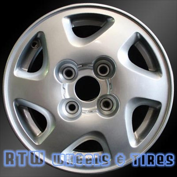 14 inch Infiniti G20  OEM wheels 73630 part# 4030063J25, 4030078J26, 4030078J27