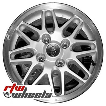 15 inch Infiniti G20  OEM wheels 73651 part# 403007J127