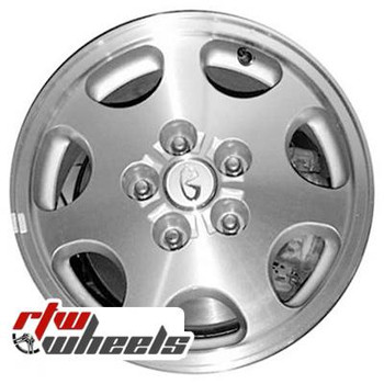 15 inch Infiniti I30  OEM wheels 73652 part# 403004L725, 403004L726