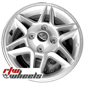 15 inch Infiniti G20  OEM wheels 73654 part# tbd