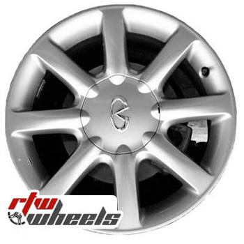 17 inch Infiniti I35  OEM wheels 73662 part# 403005Y826