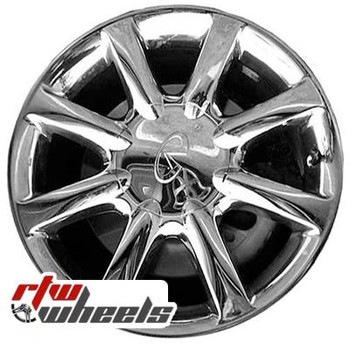 17 inch Infiniti I35  OEM wheels 73662 part# 403005Y827