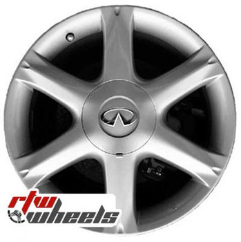17 inch Infiniti Q45  OEM wheels 73663 part# tbd
