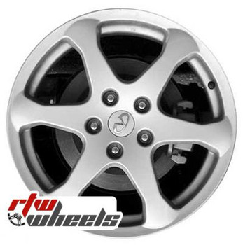 17 inch Infiniti G35  OEM wheels 73669 part# 40300AL625, AV600