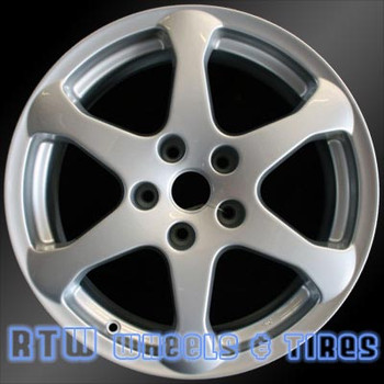 17 inch Infiniti G35  OEM wheels 73670 part# tbd