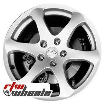 17 inch Infiniti G35  OEM wheels 73670 part# 40300AL325