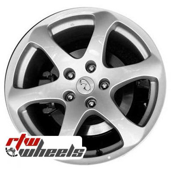 17 inch Infiniti G35  OEM wheels 73671 part# 40300AL326
