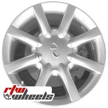 17 inch Infiniti Q45  OEM wheels 73680 part# 40300AT326