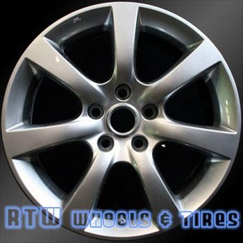 17 inch Infiniti G35  OEM wheels 73681 part# tbd