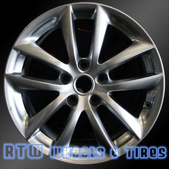 17 inch Infiniti G35  OEM wheels 73693 part# tbd