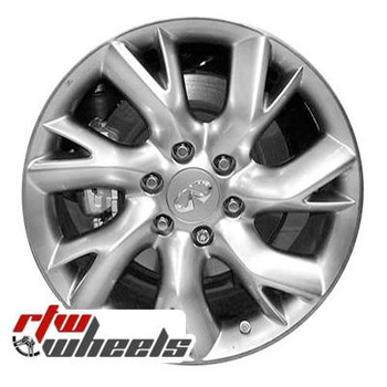 20 inch Infiniti QX56  OEM wheels 73727 part# D03001LB4A
