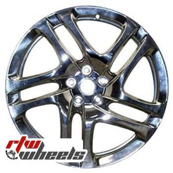 20 inch Infiniti JX35  OEM wheels 73762 part# 403003JA6A