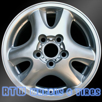 15 inch Lexus ES300  OEM wheels 74132 part# tbd