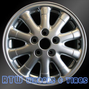 16 inch Lexus SC400  OEM wheels 74135 part# tbd