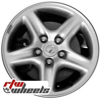 16 inch Infiniti RX300  OEM wheels 74152 part# 4261148020
